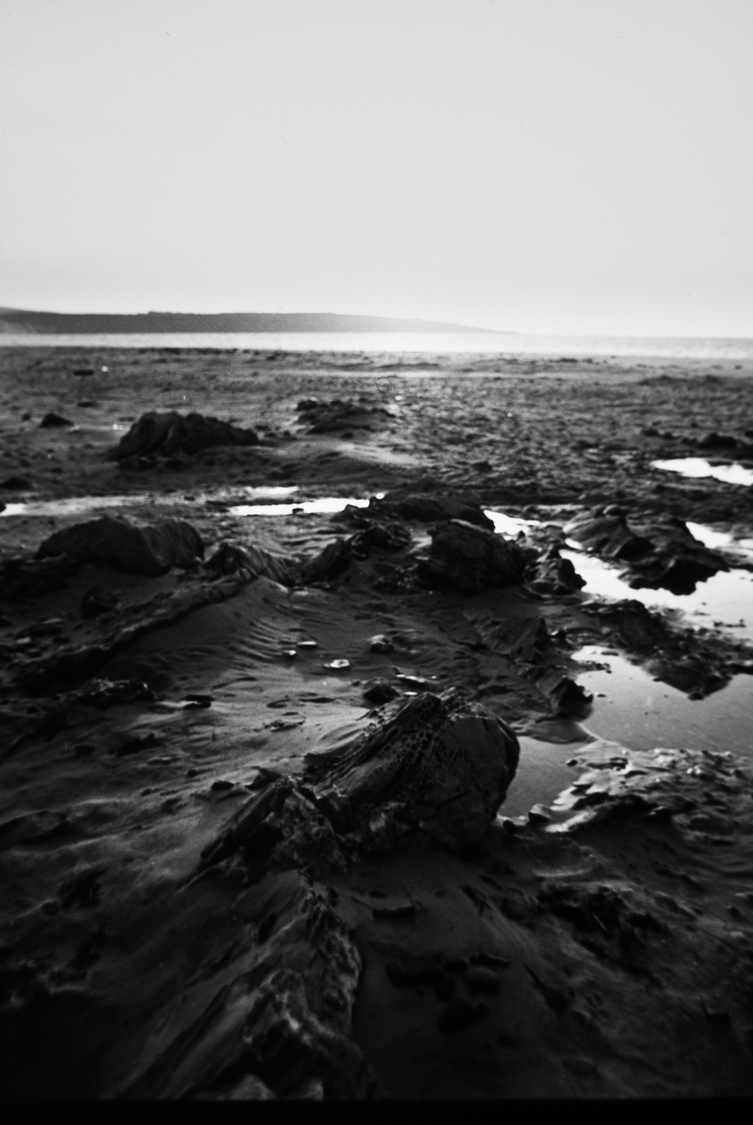 low tide | NIKON 24MM F/2.8 <br> Click image for more details, Click <b>X</b> on top right of image to close